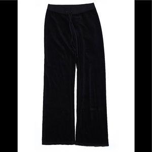 Juicy Couture velour pants XS/Petite